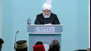 (French) Spending in the way of God - 5.11.2010 - Islam Ahmadiyya