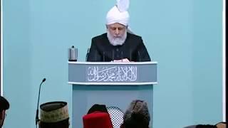(French) Spending in the way of God - 5.11.2010 - Islam Ahmadiyya