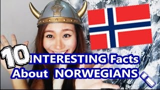 10 Interesting Facts about Norwegians