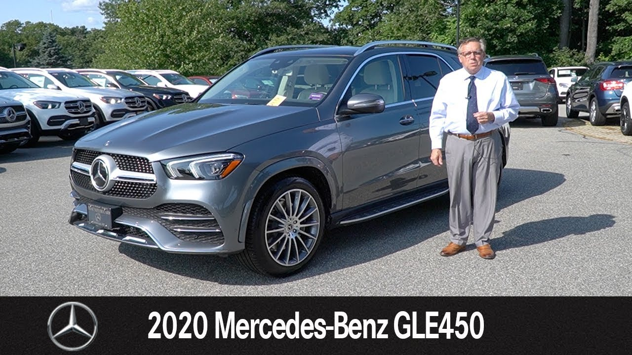 REDESIGNED 2020 Mercedes-Benz GLE 450 4MATIC® video tour ...