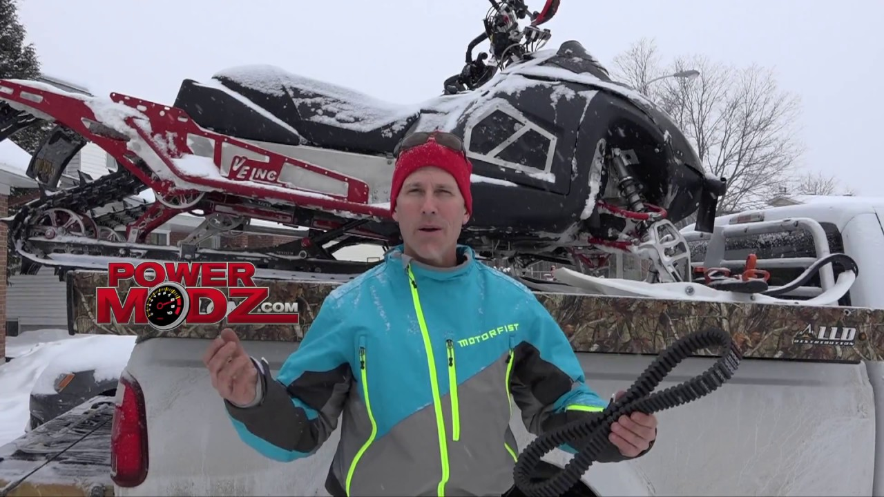 SKIDOO 850 OWNERS! BELT SALE AT POWERMODZ! FREE SHIPPING!