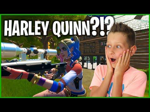 I TURNED INTO HARLEY QUINN!!!