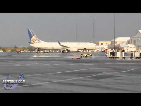 Bermuda L.F. Wade International Airport Dec 5 2010