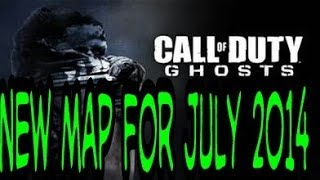 Call Of Duty Ghosts New Maps For July 2014