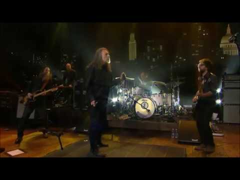 "Robert Plant & the Sensational Space Shifters ""The Lemon Song"""