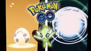 ¡COMPLETANDO INVESTIGACIONES ESPECIALES 2 y 3 en Pokémon GO! A por CELEBI! [Keibron]