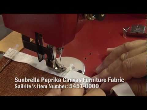 Sew On Tab Tape for Curtains