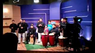 Sifat 20 - Rabbani Live Percussion