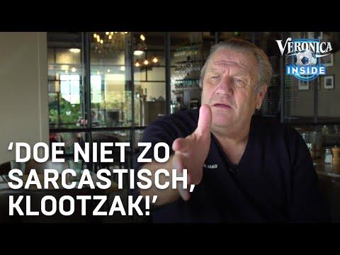 Koffie met Boskamp: 'Doe niet zo sarcastisch, klootzak!' | VERONICA INSIDE