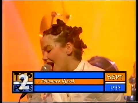 Bjork - Venus As A Boy - Top Of The Pops - Thursday 9 September 1993