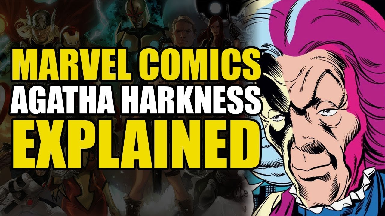 Who Is Agatha Harkness? WandaVision's Real Villain Explained