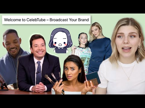 Celebrities & Corporate Content Are Taking Over