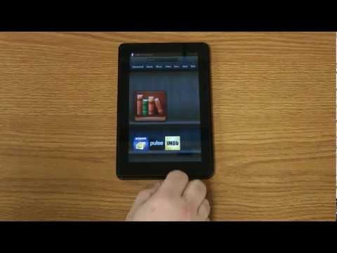 Вопрос: Как читать на Kindle Fire произведения в формате ePub?