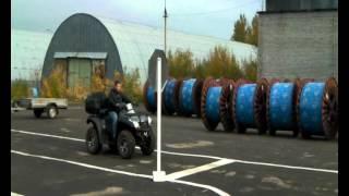 Экзамен водителей квадроциклов