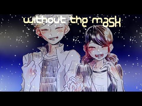"""""""without the mask"""" Miraculous Ladybug comic Dub Full"""