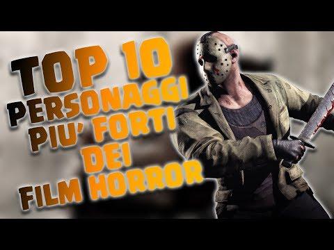 I 10 PERSONAGGI più FORTI DEI FILM HORROR