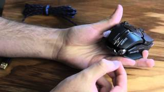 ZALMAN ZM-GM4 Laser Gaming Mouse (Adjustable) Overview