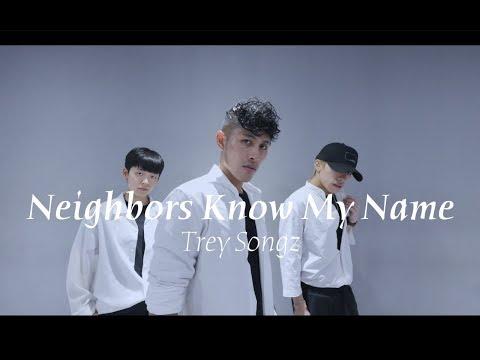 Trey Songz - Neighbors Know My Name l Choreography @Jade Alimento @1997DANCESTUDIO