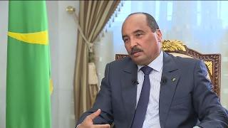 الرئيس الموريتاني: لا نية لي للترشح لولاية ثالثة