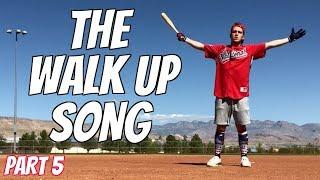 The Walk Up Song Part 5 - Baseball Stereotypes