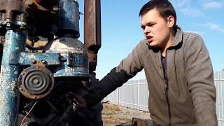 Переделка кардана, распред клапана Трактор Т-40АМ!!!