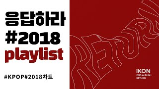 Download [PLAYLIST] 2018년 히트곡 멜론차트 TOP100 내맘대로 골라듣기   KPOP