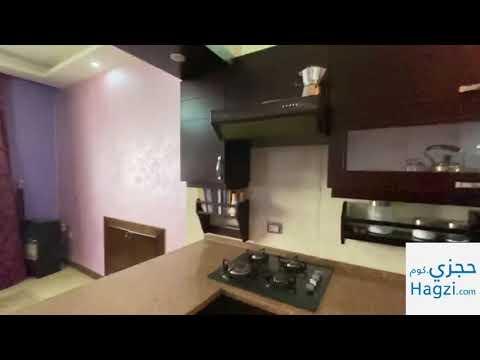 REF 12660/ 1 bedroom apartment in telaa al ali for rent