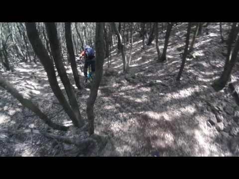 trail ritmo sbilenco con beltra