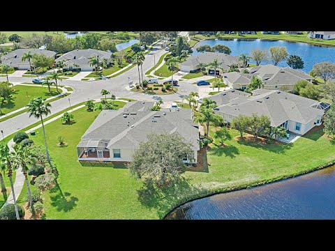 4601 Blackheath Court  | Half Duplex For Sale | Video Tour | Rockledge, FL 32955