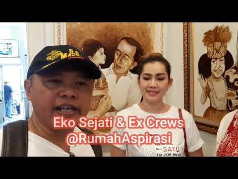 Terungkap Alasan Lia & Kiki Pilih Jokowi. Why?