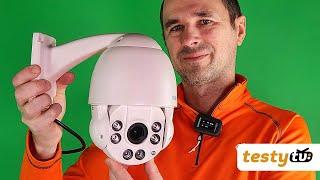 Reolink:RLC-423-5MP - profesjonalna kamera IP PTZ PoE 5MP x4 Zoom