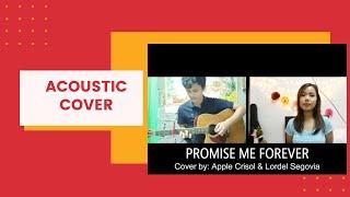 PROMISE ME FOREVER (Neblett Family) COVER - Apple Crisol & Lordel Segovia