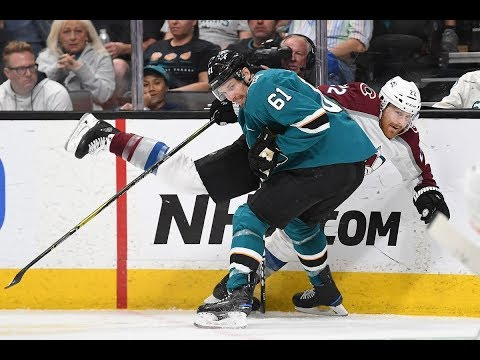 Sharks Year-In-Review: Justin Braun