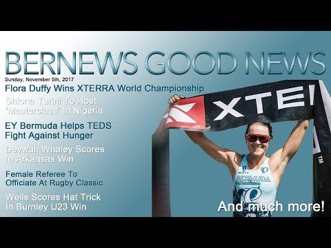 "Bernews ""Good News"" Sunday Spotlight, November 5, 2017"