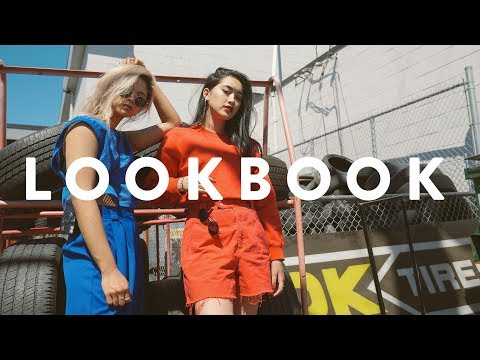 LOOKBOOK: Primary Colours | ToThe9s