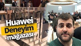 Huawei, Türkiye'deki ilk deneyim mağazasını açtı! Kendi kılıfınızı kendiniz tasarlayın!