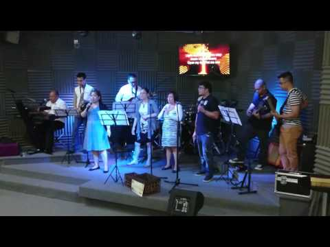 GPL Presentation - Free For All - Lead Me To The Cross - Here I Am To Worship You Hallelujah