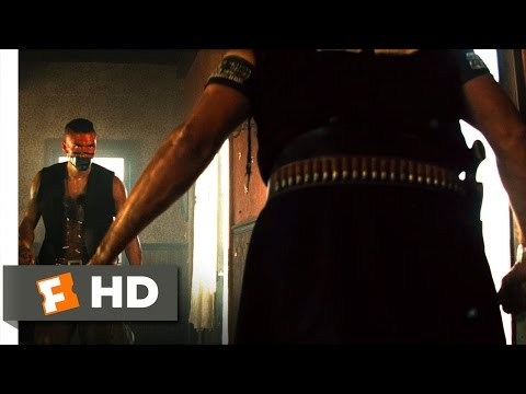 The Magnificent Seven (2016) - Comanche Fight Scene (8/10) | Movieclips