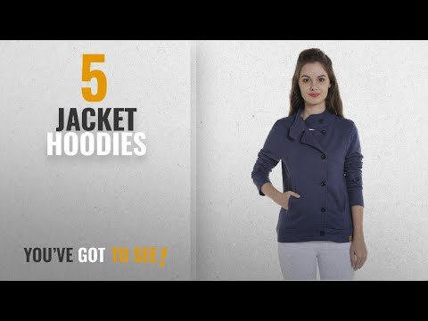 Top 10 Jacket Hoodies [2018]: Campus Sutra Women's Plain Jacket
