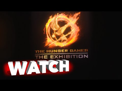 The Hunger Games: Exclusive NYC Exhibition Grand Opening Featurette- Jena Malone