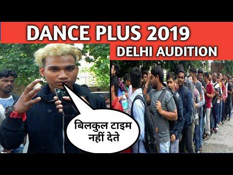 DANCE PLUS 2019 | DELHI AUDITION #danceplus #delhiaudition #danceplus2019