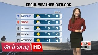 Mild winter weather in place under mostly sunny skies