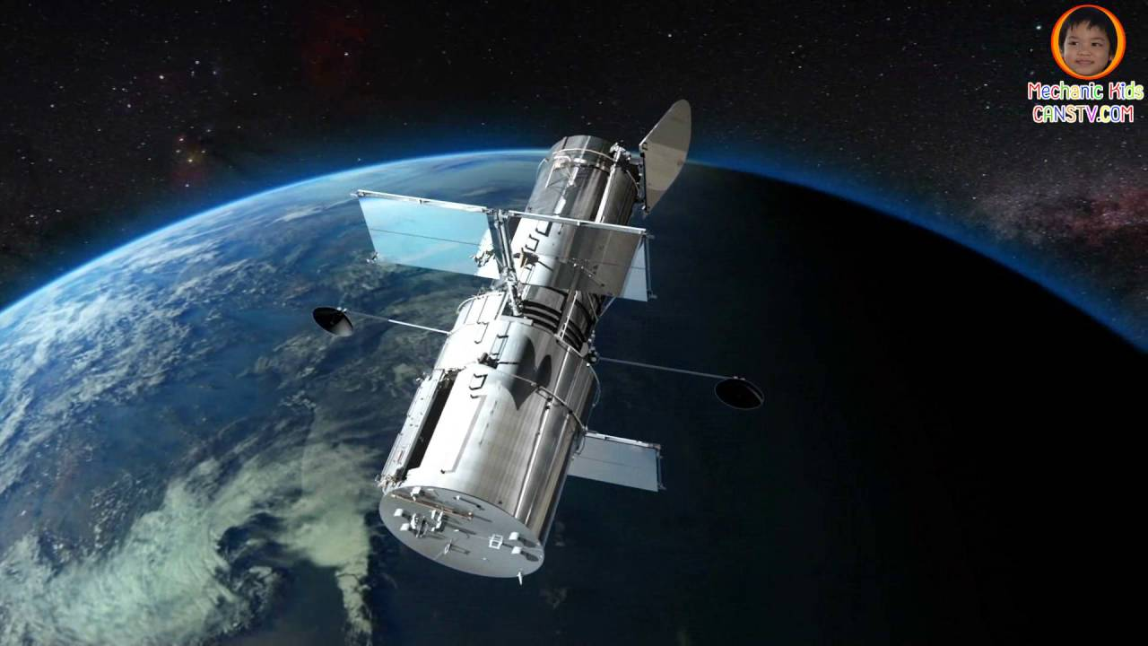 Hubble Space Telescope - YouTube