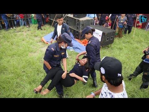बुद्ध, निशान र प्रतापलाई देखेपछि युवतीहरु भकाभक ढले Nepal Idol | live concert| Nishan,Buddha, Pratap