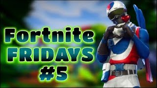 Fornite Fridays Episode #5 | SOCCER STADIUM GLITCH VICTORY w/ LootLoot876 | Fortnite Battle Royale