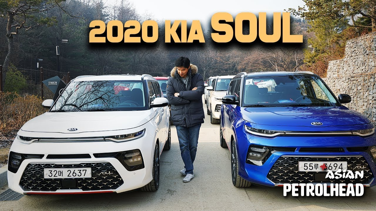 2020 Kia Soul Full Review >> 2020 Kia Soul Gt Line Review Let S Drive The All New Soul Just Released From Korea