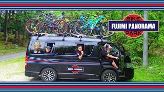 NAGANO MTB TOUR 2015 DAY-3 FUJIMI PANORAMA
