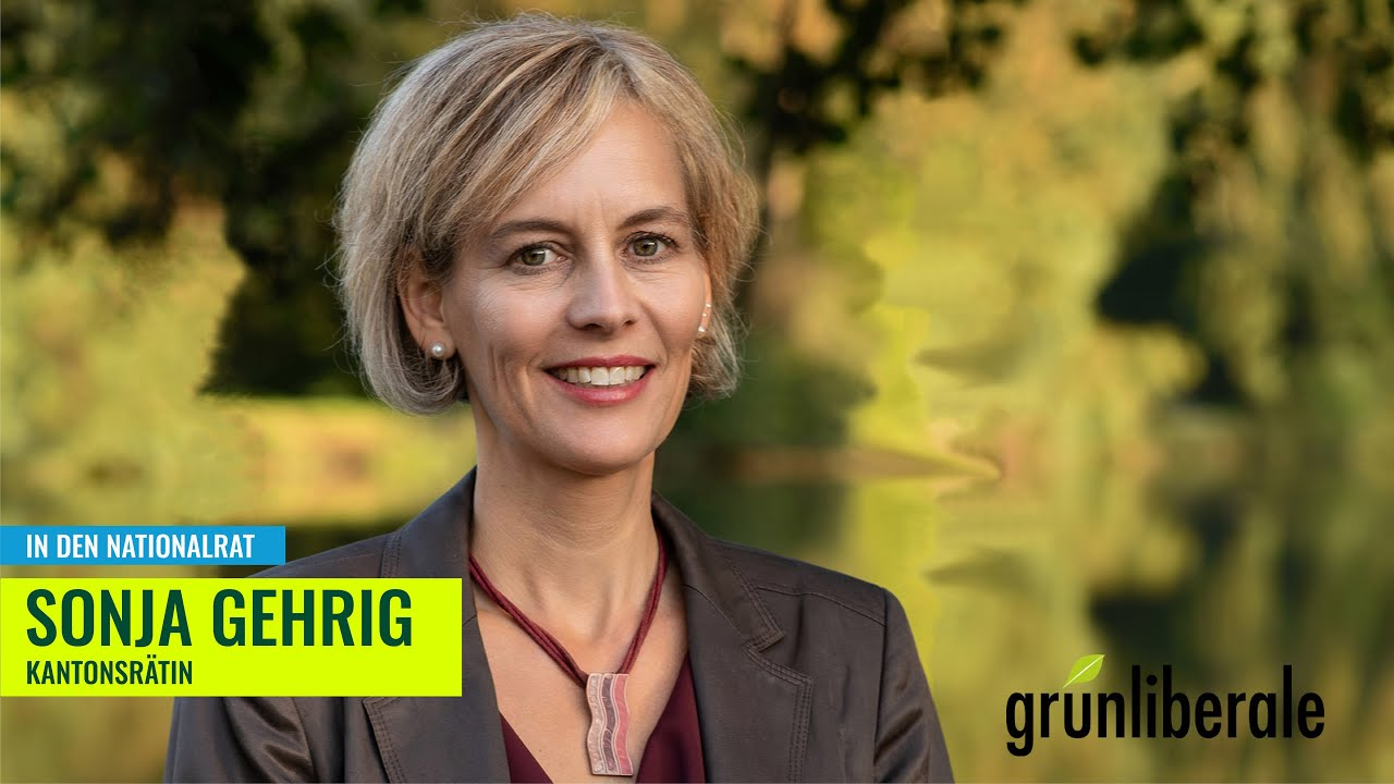 Sonja Gehrig in den Nationalrat