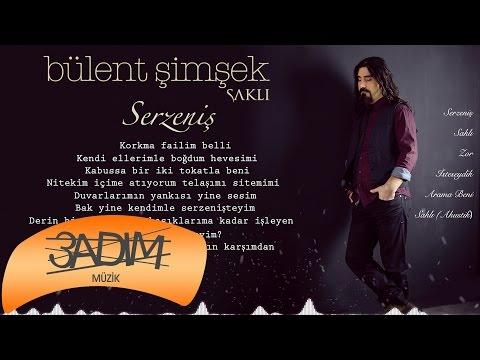 Bülent Şimşek - Serzeniş ( Official Lyric Video )