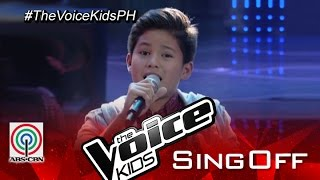 "The Voice Kids Philippines 2015 Sing-Off Performance: ""Just The Way You Are"" by Kyle"
